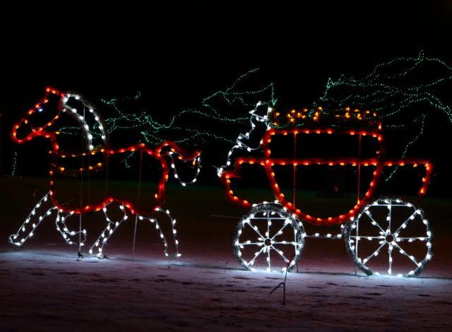 COL Santa's Sleigh