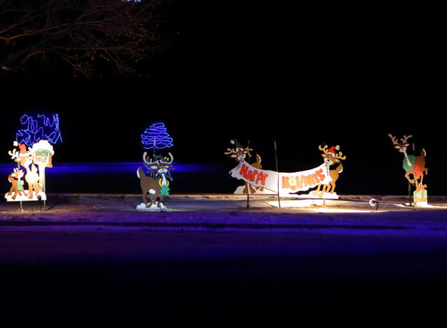 COL Christmas Reindeer
